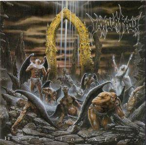 Cover - Immolation: Here In After