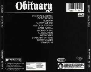 Obituary: Slowly We Rot (CD) - Bild 2