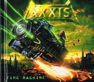 Axxis: Time Machine (CD) - Bild 1