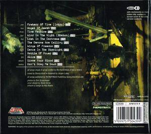 Axxis: Time Machine (CD) - Bild 2