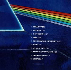 Pink Floyd: The Dark Side Of The Moon (SACD) - Bild 3