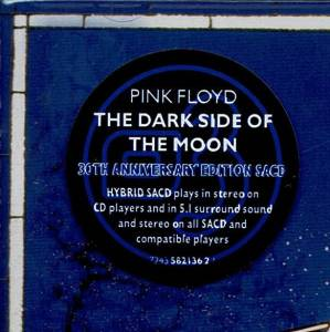 Pink Floyd: The Dark Side Of The Moon (SACD) - Bild 6