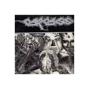 Carcass: Exhume To Consume - Cover