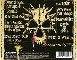 Corrosion Of Conformity: In The Arms Of God (CD) - Bild 2