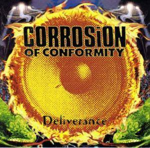 Cover - Corrosion Of Conformity: Deliverance