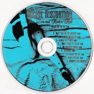 Social Distortion: Sex, Love And Rock 'n' Roll (CD) - Bild 5