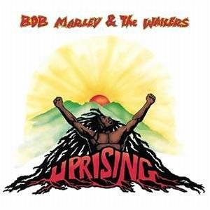Bob Marley & The Wailers: Uprising - Cover