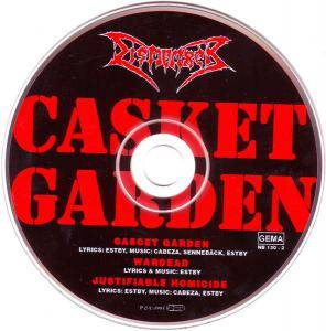 Dismember: Casket Garden (Single-CD) - Bild 3