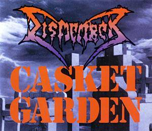 Dismember: Casket Garden (Single-CD) - Bild 1