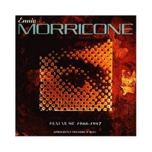 Ennio Morricone: Film Music 1966-1987 - Cover