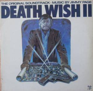 Jimmy Page: Death Wish II - Cover