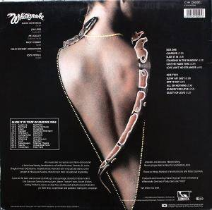 Whitesnake: Slide It In (LP) - Bild 2