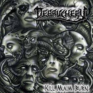 Cover - Debauchery: Kill Maim Burn