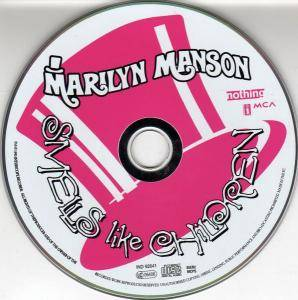 Marilyn Manson: Smells Like Children (CD) - Bild 3
