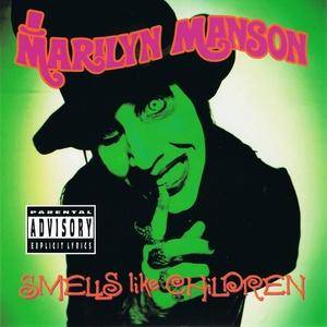 Marilyn Manson: Smells Like Children - Cover