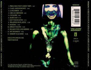Marilyn Manson: Portrait Of An American Family (CD) - Bild 2