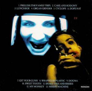 Marilyn Manson: Portrait Of An American Family (CD) - Bild 3