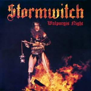 Stormwitch: Walpurgis Night - Cover