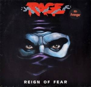 Cover - Rage: Reign Of Fear