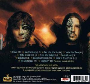Luca Turilli: Prophet Of The Last Eclipse (CD) - Bild 2