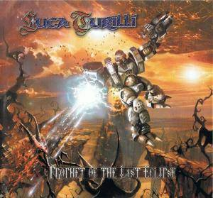 Luca Turilli: Prophet Of The Last Eclipse (CD) - Bild 3