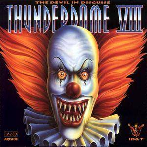 Thunderdome VIII - The Devil In Disguise - Cover