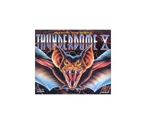 Thunderdome X - Sucking For Blood - Cover