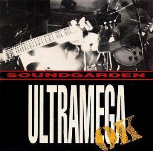 Soundgarden: Ultramega OK - Cover