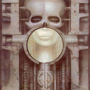 Emerson, Lake & Palmer: Brain Salad Surgery - Cover
