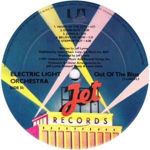 Electric Light Orchestra: Out Of The Blue (2-LP) - Bild 5