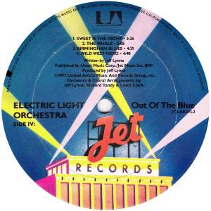 Electric Light Orchestra: Out Of The Blue (2-LP) - Bild 7