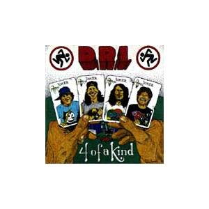 D.R.I.: 4 Of A Kind (LP) - Bild 1
