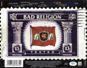 Bad Religion: Tested (CD) - Bild 3