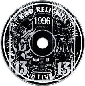 Bad Religion: Tested (CD) - Bild 4