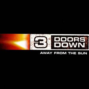 3 Doors Down: Away From The Sun - Cover