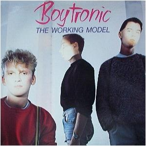 Boytronic: Working Model, The - Cover