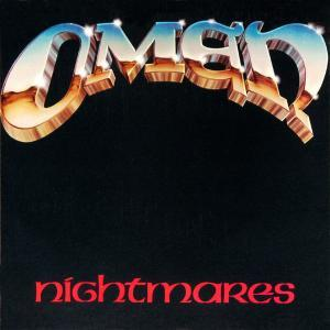 Omen: Nightmares - Cover