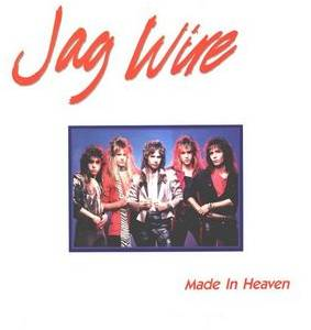 Jag Wire: Made In Heaven - Cover