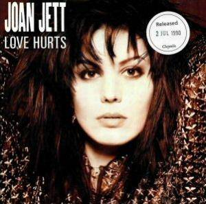 Cover - Joan Jett: Love Hurts