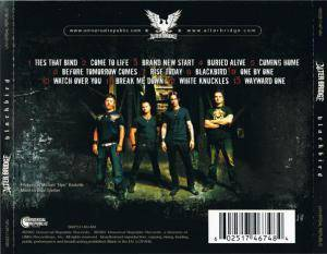Alter Bridge: Blackbird (CD) - Bild 2