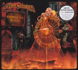 Helloween: Gambling With The Devil - Cover