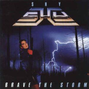 Shy: Brave The Storm - Cover