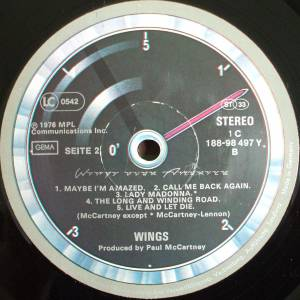 Wings: Wings Over America (3-LP) - Bild 6