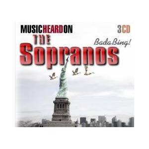 Cover - Ella Fitzgerald & Benny Goodman: Music Heard On The Sopranos (Bada Bing!)