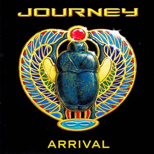 Journey: Arrival - Cover