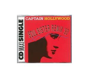 Cover - Captain Hollywood: Soul Sister [Remixes]