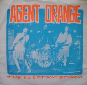 Cover - Agent Orange: Electric Storm, The
