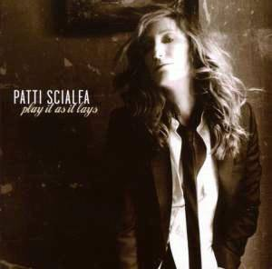 Patti Scialfa: Play It As It Lays - Cover