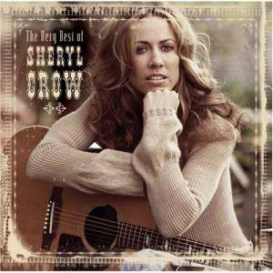 Sheryl Crow: Very Best Of, The - Cover