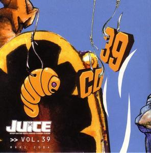 Juice Vol. 039 - Cover